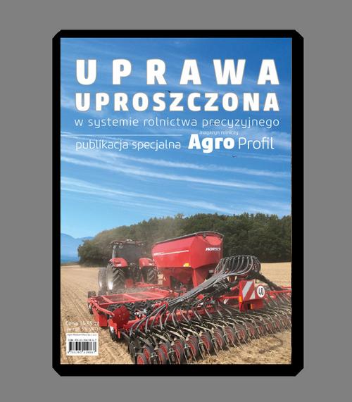 Uprawa uproszczona w systemie rolnictwa precyzyjnego