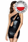 CORNELIA DRESS czarna sukienka