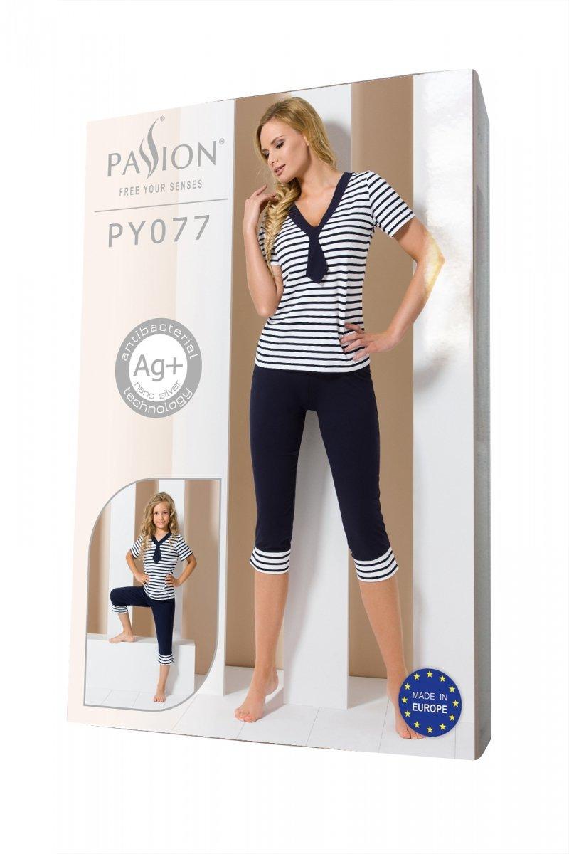 PY077 piżama damska
