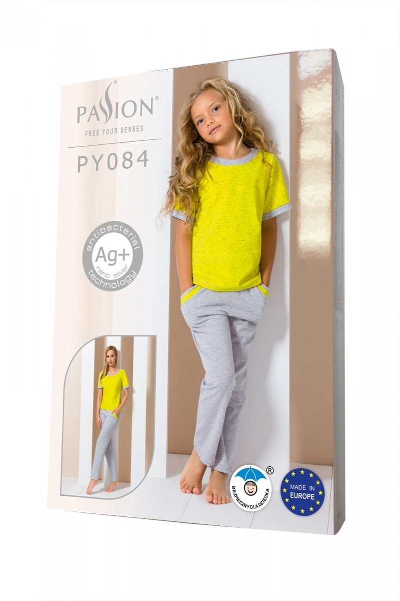 PY084 piżama dziewczęca