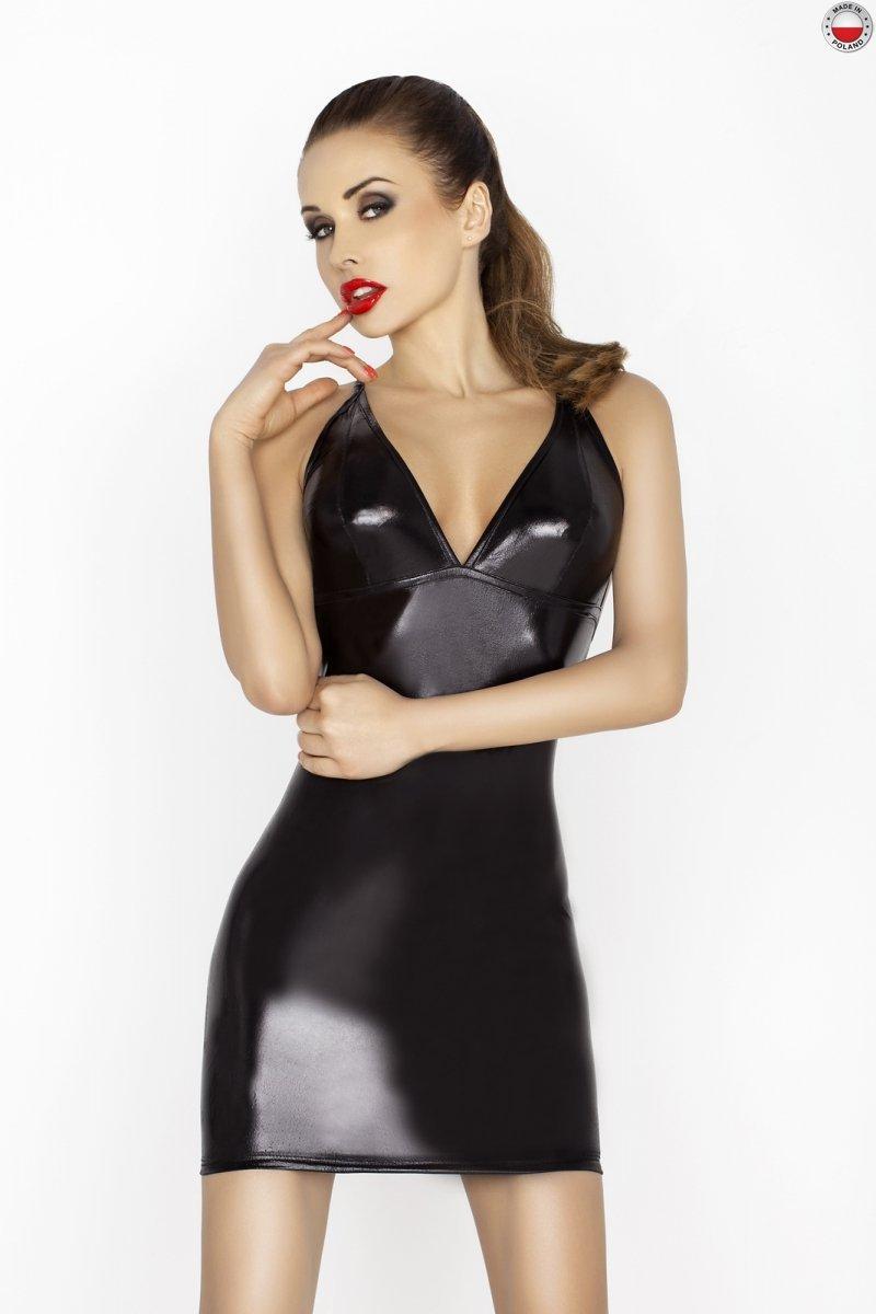HELLEN DRESS czarna sukienka