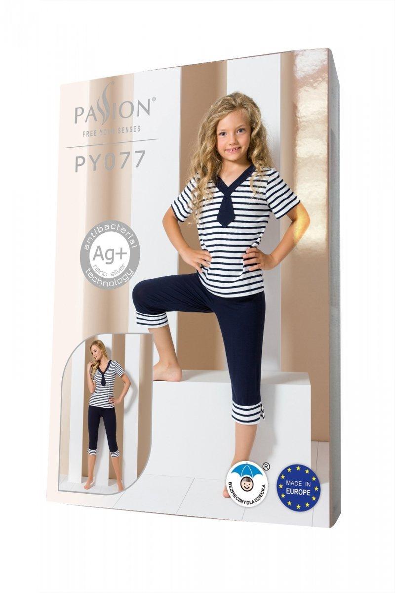 PY077 piżama dziewczęca