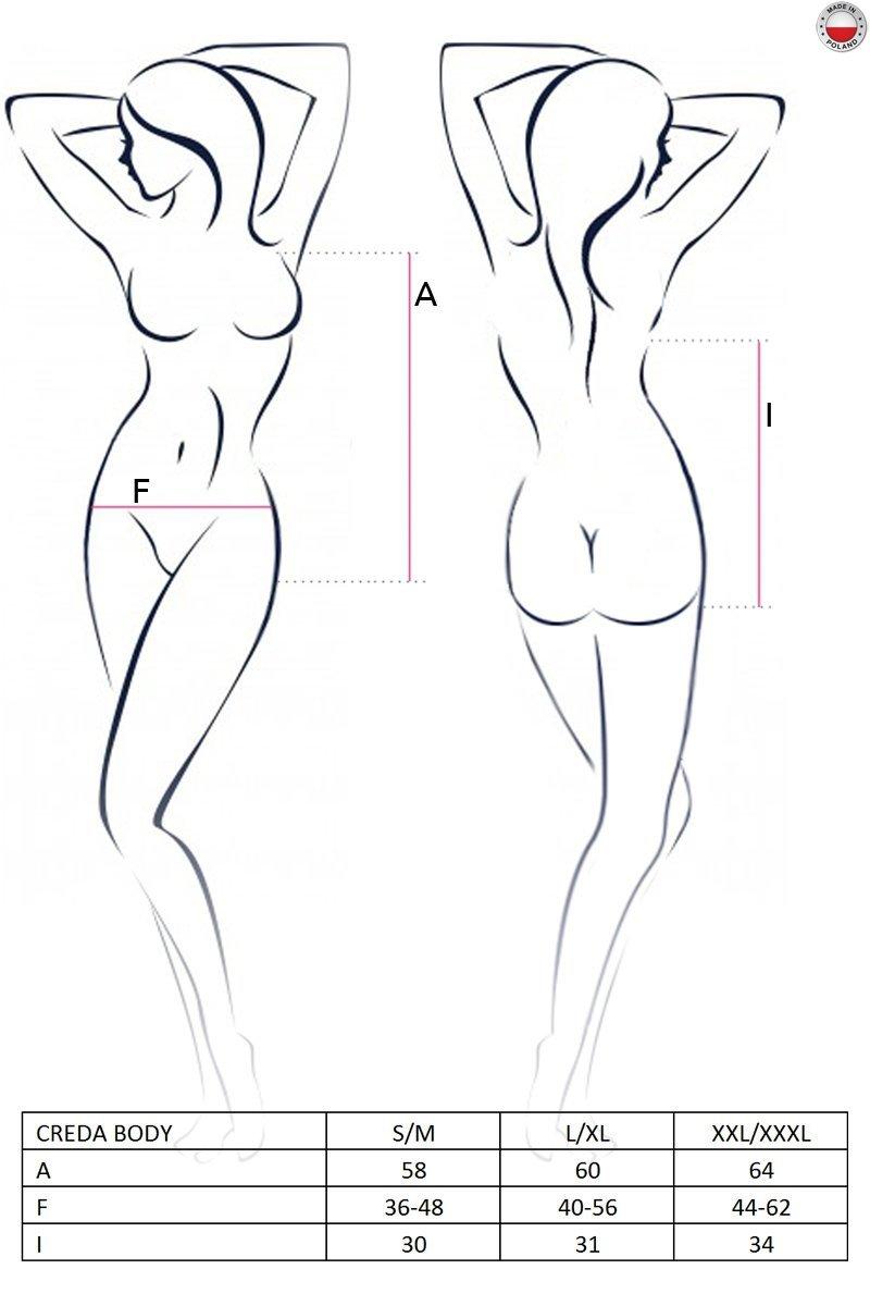 CREDA BODY kremowe body