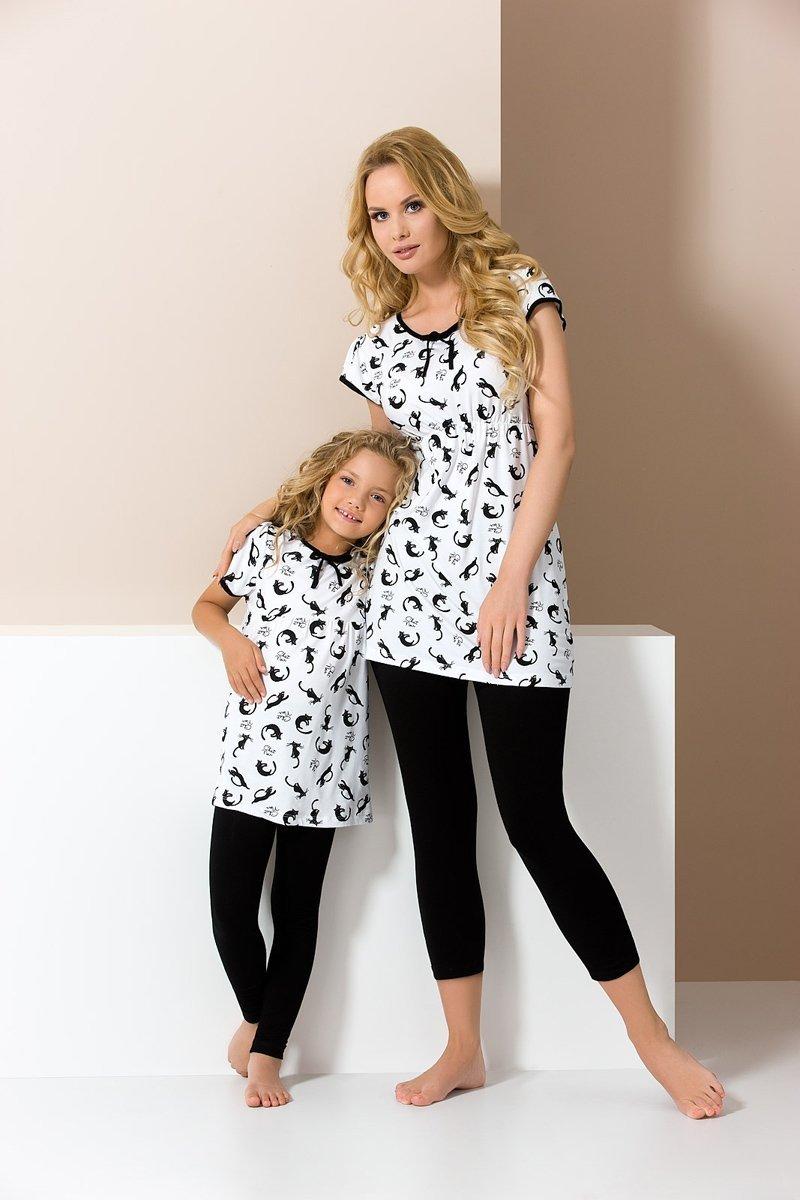 PY089 piżama dziewczęca