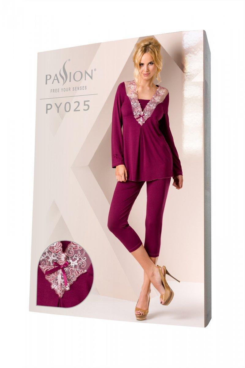 PY025 piżama damska