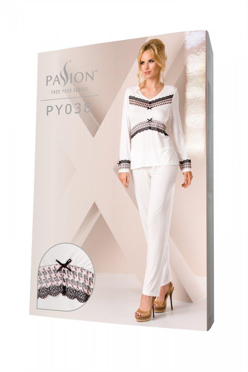 PY038 piżama damska