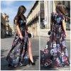 Vestito donna lungo - Abito elegante  - Divedivine - Gogolfun.it