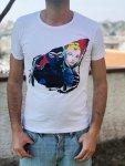 Tshirt Diabolik - Dipinte a mano