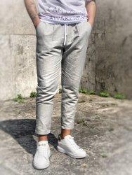 Pantaloni uomo - Blu - Con lacci - Pantaloni Paul Miranda