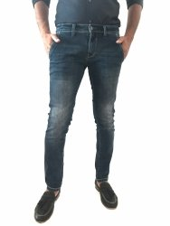Pantaloni uomo - Jeans - Key Jey