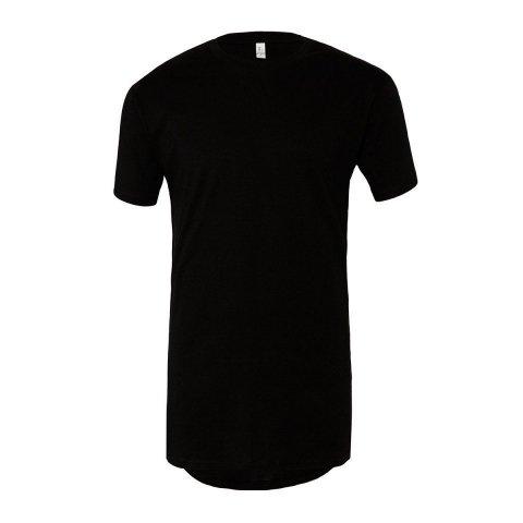 T-shirt lunga - Nera - Gogolfun.it