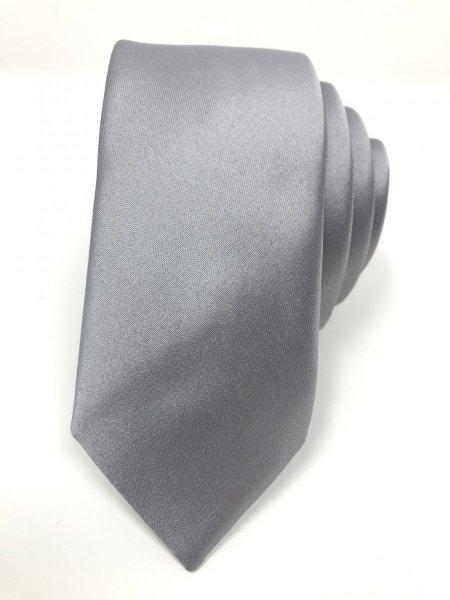 Cravatte - Cravattino in raso - Grigio - Elegante -Gogolfun.it