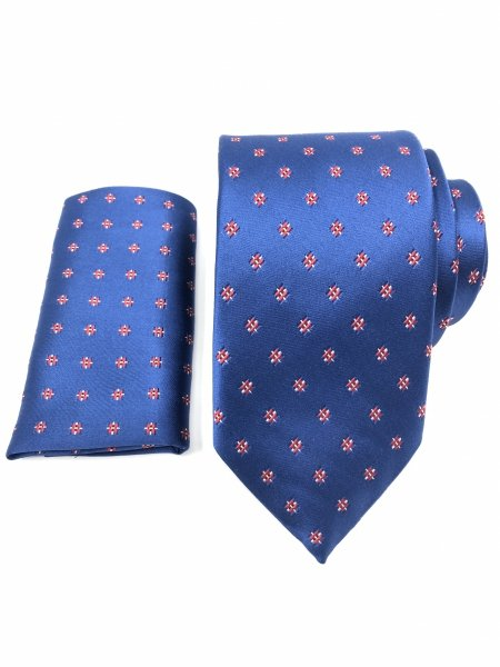 Cravatta uomo - Cravatta blu - Gogolfun.it