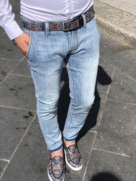 Jeans - Slim -Key Jey - Gogolfun.it