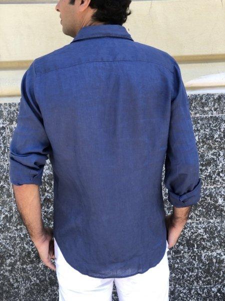 Koszula z lnu - Sklep z koszulami gogolfun.it