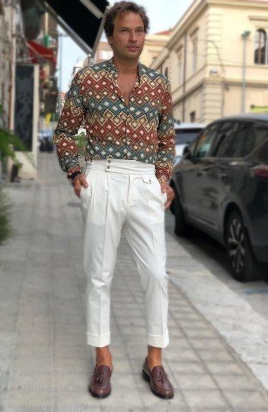 Pantaloni uomo - Abbigliamento uomo gogolfun.it
