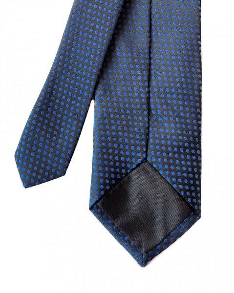 Cravatte uomo eleganti - Cravatta a pois - Gogolfun.it