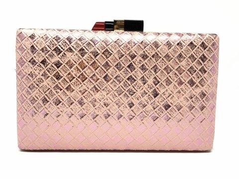 Pochette rosa - Borse eleganti da cerimonia - Gogolfun.it