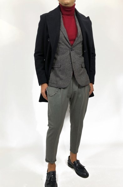 Pantaloni grigi, economici - Gogolfun.it