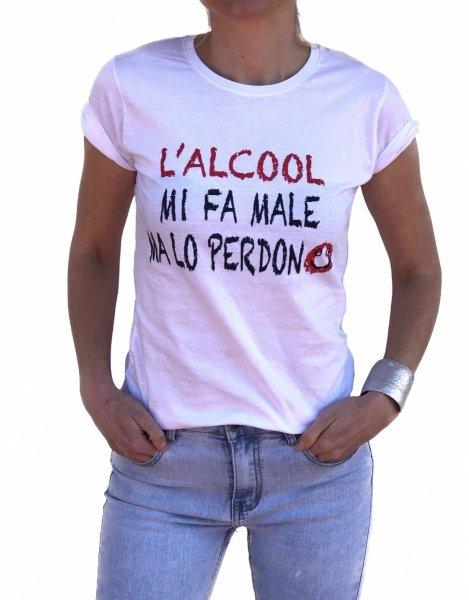 T shirt donna - Scritte Divertenti - Magliette ignoranti Gogolfun.it