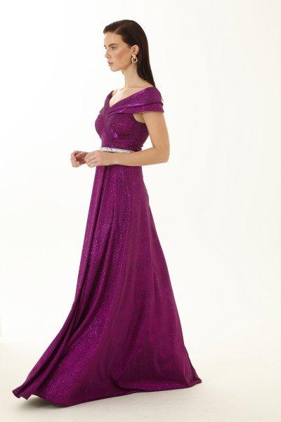 Vestito donna  - Maggy - Elegante lungo - Abito diciottesimo - Gogolfn.it