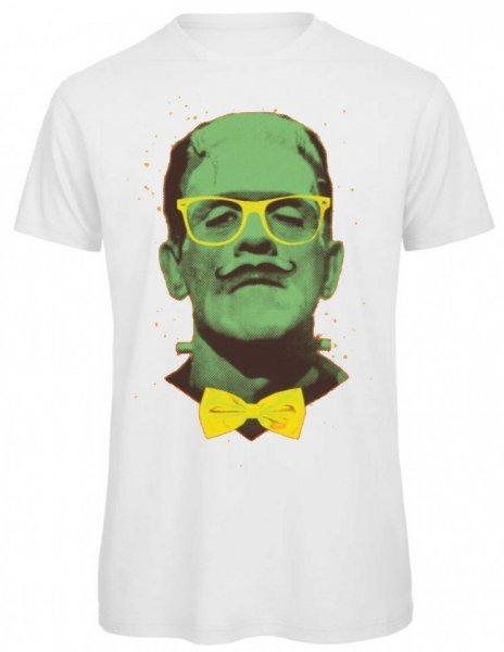 T shirt bianca - Picasso - Uomo - Gogolfun.it