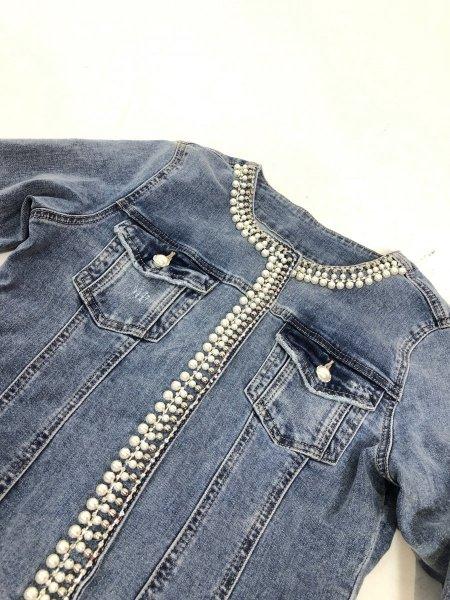 Giubbotto di jeans - Abbigliamento donna - Gogolfun.it