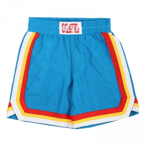 Shorts unisex azzurri - Diesel - Abbigliamento bambini - Gogolfun.it