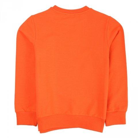 Felpa arancione bambino - Lanvin