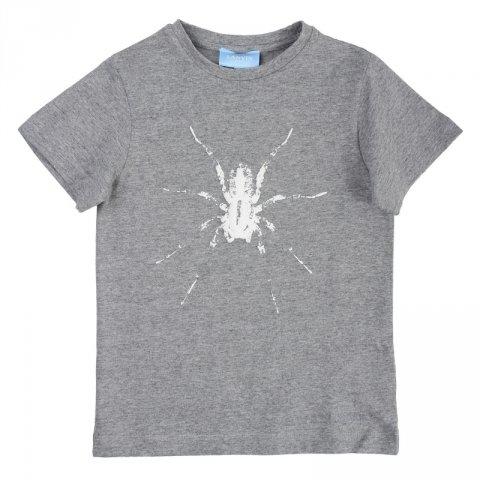 Maglietta grigia, bambino - Lanvin - Abbigliamento bambini - Gogolfun.it