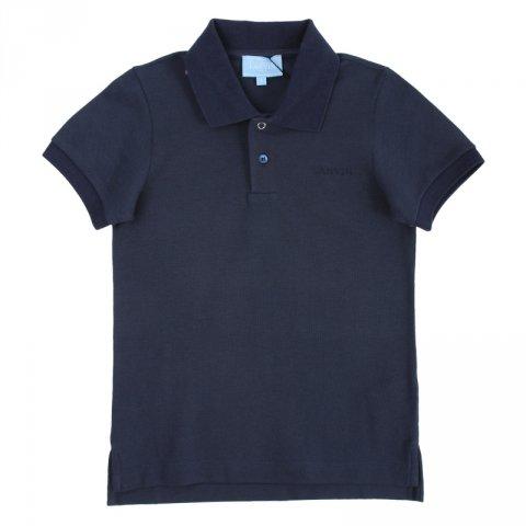 Polo bambino, blu scuro - Lanvin - Abbigliamento bambini - Gogolfun.it