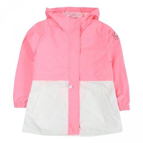 Giubbotto bambino, rosa/bianco - Suns - Abbigliamento bambini - Gogolfun.it