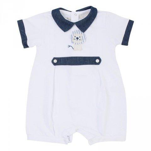 Lalalù - Body bianco neonato - Abbigliamento bambini online - Gogolfun.it