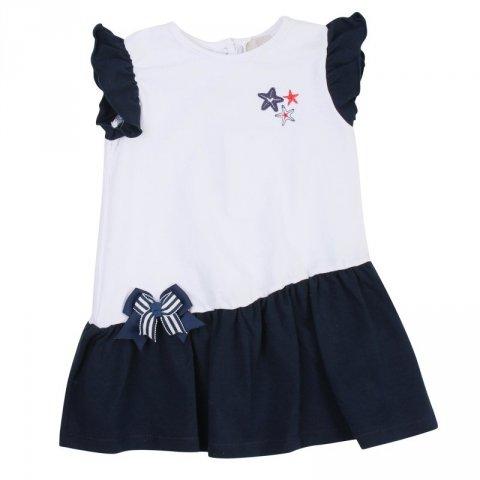 Lalalù - Abito bambina blu - Abbigliamento bambini online - Gogolfun.it