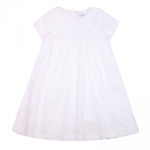 Kids Company -  Abito bianco bambina - Abbigliamento bambini online - Gogolfun.it