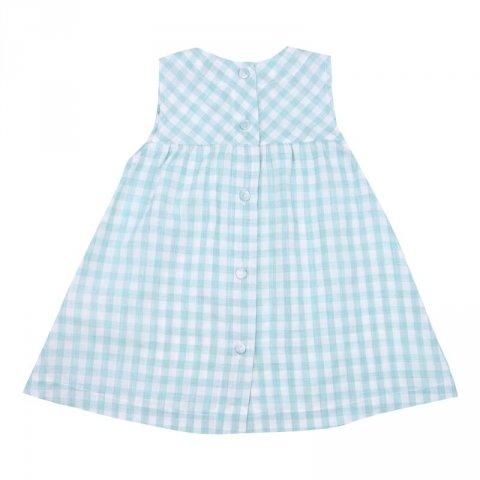 Abito neonata azzurro - Kids Company - Gogolfun.it