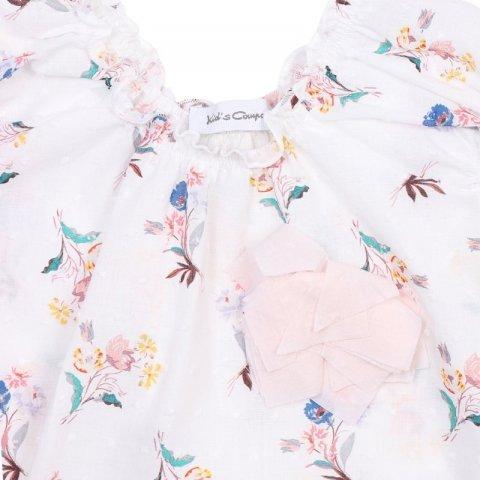 Abito fantasia fiori neonata - Kids Company