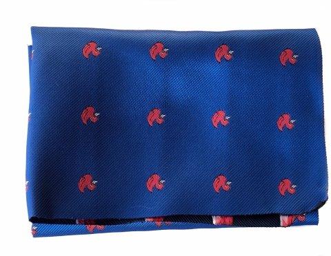 Pochette uomo - Pochette blu - Papillon particolari - Gogolfun.it