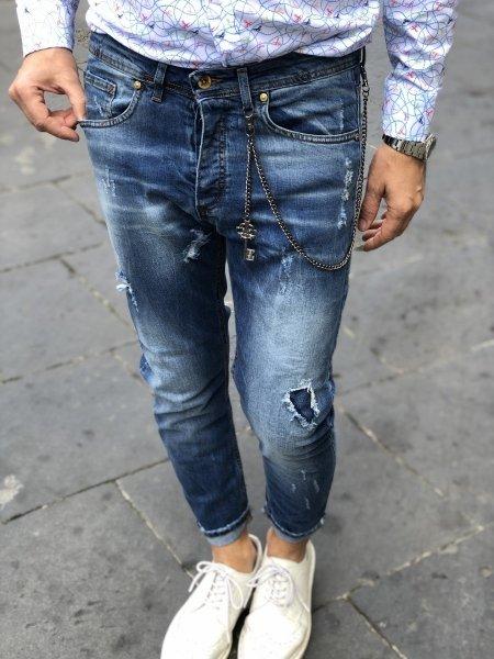 Jeans uomo - Negozio di abbigliamento Corso Garibaldi - Gogolfun.it