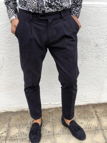 Pantaloni, con pinces - Paul Miranda - Gogolfun.it