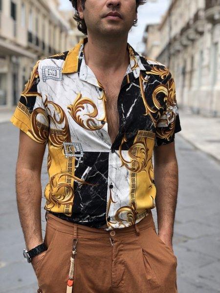 Shirt for men, Shrts hands