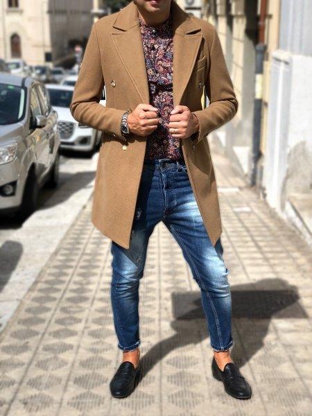 Jeans strappati - Abbigliamento uomo gogolfun.it