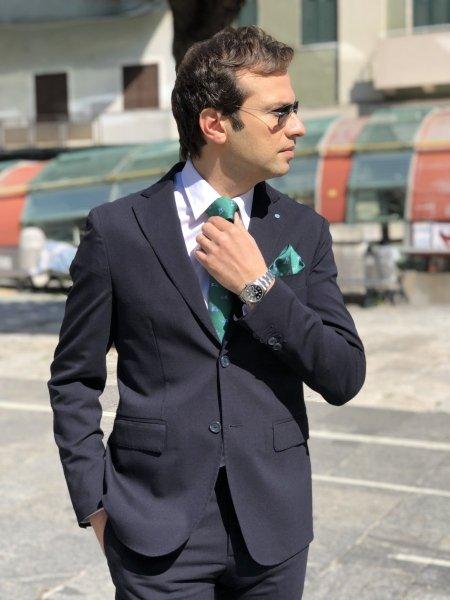 Abito uomo blu - Made in Italy - Primo Emporio - Gogolfun.it
