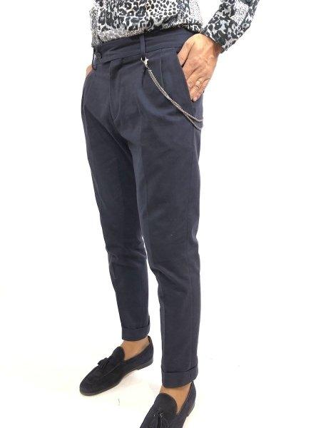 Pantaloni, invernali neri - Paul Miranda - Gogolfun.it