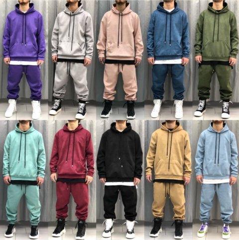 Tuta uomo, colorata - Abbigliamento uomo gogollfun.it