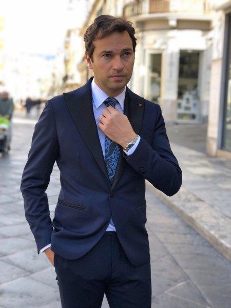 Smoking uomo - Cerimonia uomo - Abbigliamento uomo - Gogoglfun.it