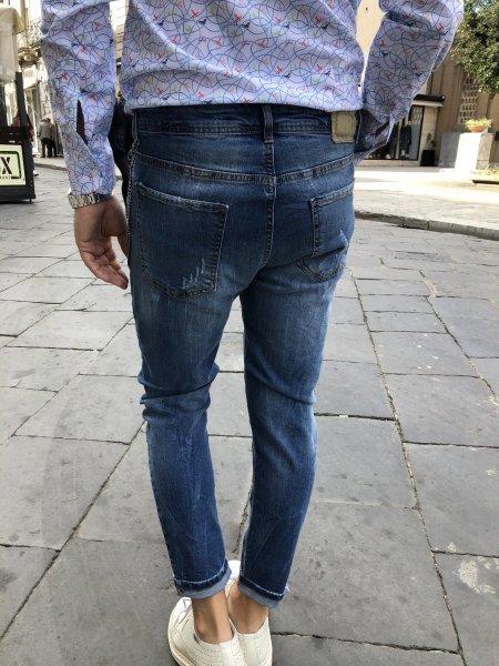 Jeans strappati uomo - Negozio di abbigliamento Corso Garibaldi - Gogolfun.it