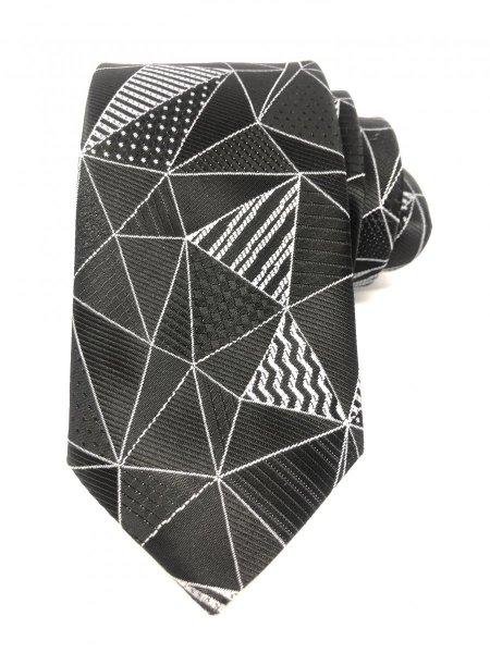 Czarny krawat - Elegancki - Jak wiązać krawat - Gogolfun.it