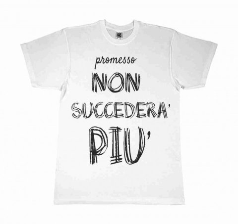 T shirt bianca - Divertente - Gogolfun.it
