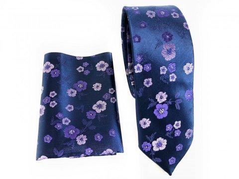 Cravatta slim - Cravatta con Pochette - Gogolfun.it